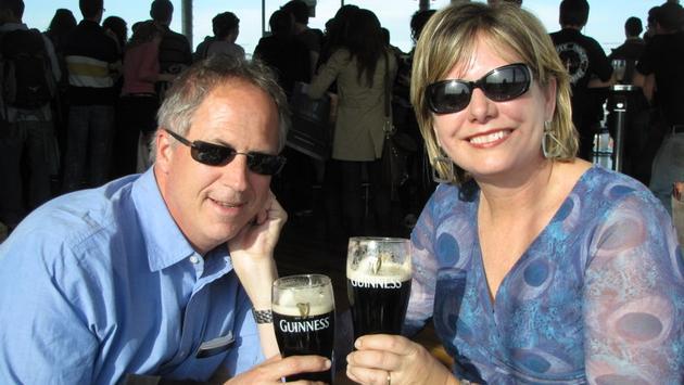 Barbara and Jim Byers