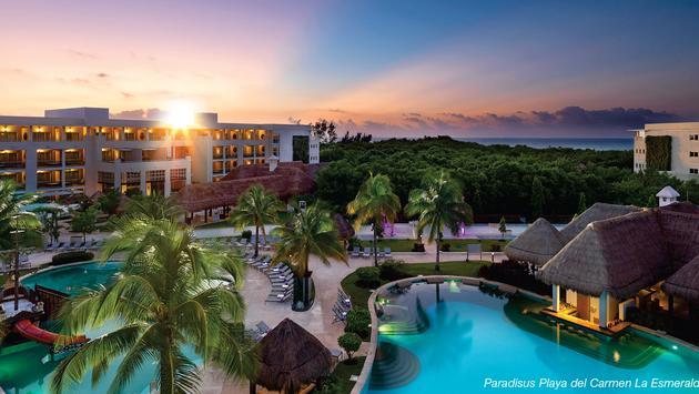 Save up to 20% at Paradisus Playa del Carmen
