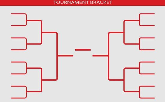 Tournament bracket, march madness, college basketball, NCAA