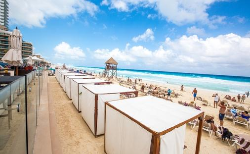 ENJOY THE FALL SEASON IN CANCUN WITH 52% OFF