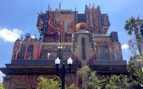 """""""Guardians of the Galaxy"""" – Mission: BREAKOUT! at Disney California Adventure"""