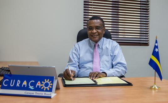 Paul Pennicook, Curacao Tourism CEO