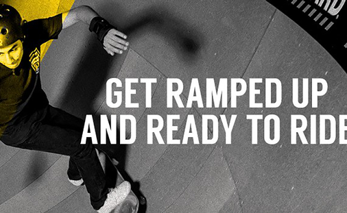 Get Ramped Up and Ride