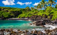 PHOTO: Waianapapa State Park, Maui (photo via ShaneMyersPhoto / iStock / Getty Images Plus)