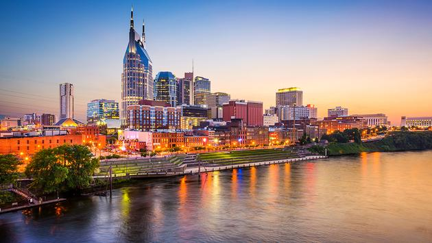 PHOTO: Nashville, Tennessee, USA (photo via SeanPavonePhoto / iStock / Getty Images Plus)