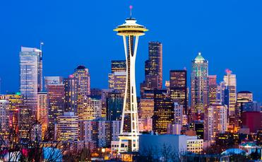 PHOTO: Seattle Space Needle (photo via photoquest7 / iStock / Getty Images Plus)