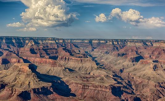 PHOTO: Grand Canyon (photo via screaming_monkey / Flickr / Creative Commons)