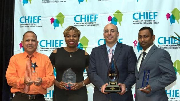 Caribbean Hotel and Tourism Association Awards