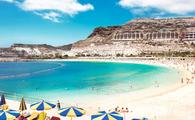 Beach, Gran Canaria, Canary Islands, Spain