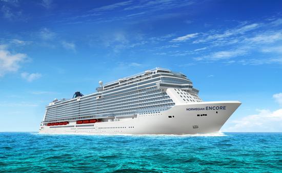 Norwegian Cruise Line, Norwegian Encore