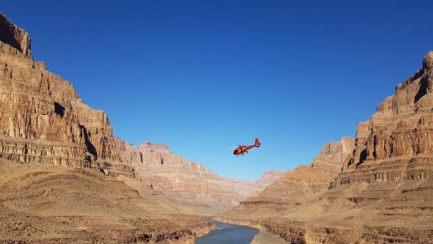 A tour of Grand Canyon with Grand Canyon Helicopters or Grand Canyon Scenic Airlines, is a must.