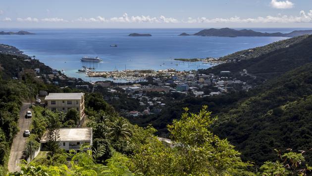 Tortola, Îles Vierges britanniques