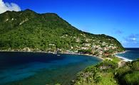Scotts Head, Dominica, Caribbean
