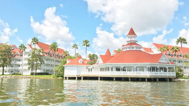 View of Disney's Grand Floridian Resort and Spa