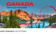 Canada Packages from Air Canada Vacations