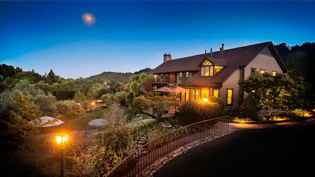 Wine Country Inn & Cottages, Napa Valley, California