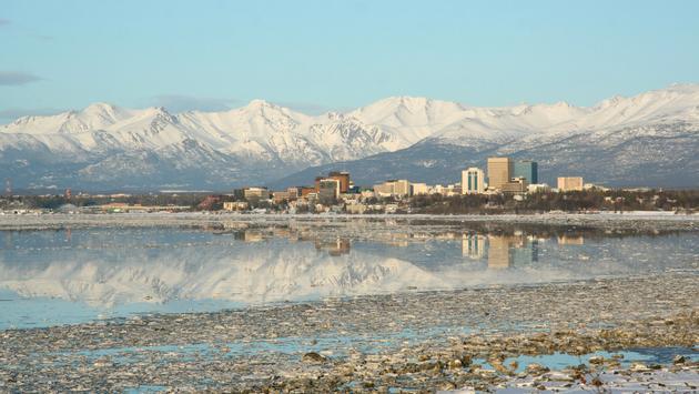 Anchorage. Alaska