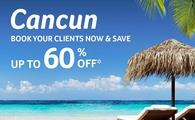 BOOK YOUR CLIENTS NOW & SAVE UP TO 60% OFF