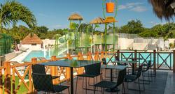 The new waterpark at Paradisus Playa del Carmen