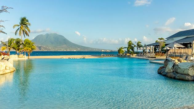 PHOTO: Park Hyatt St. Kitts Exterior Lagoon Pool (photo via Park Hyatt St. Kitts)