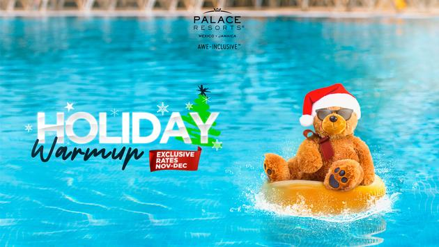 Holiday Travel Sale: Book Now & Save up to 30% on their stay!