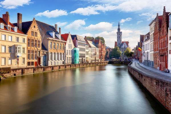 Medieval Town of Bruges to Restrict Tourism