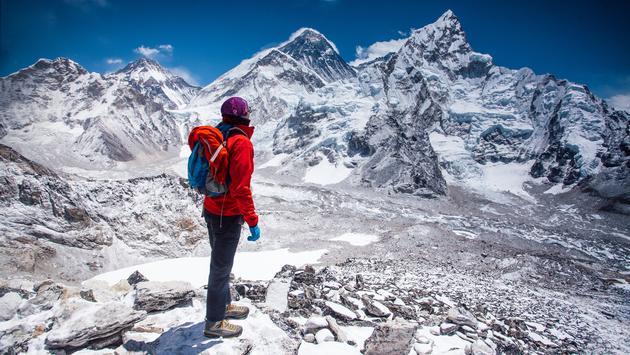 Himalayas, Everest, mountain