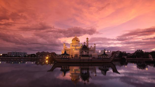 Asia Brunei Darussalem