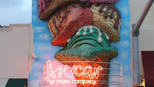 Miami's Azucar Ice Cream Company, a Little Havana legend
