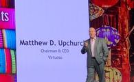 Matthew Upchurch, Virtuoso Chairman and CEO, at 2018 Virtuoso Travel Week