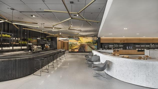 Café Air Canada à Pearson