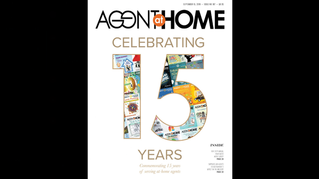 AGENTatHOME September Cover