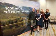 Visit Scotland Team in Toronto