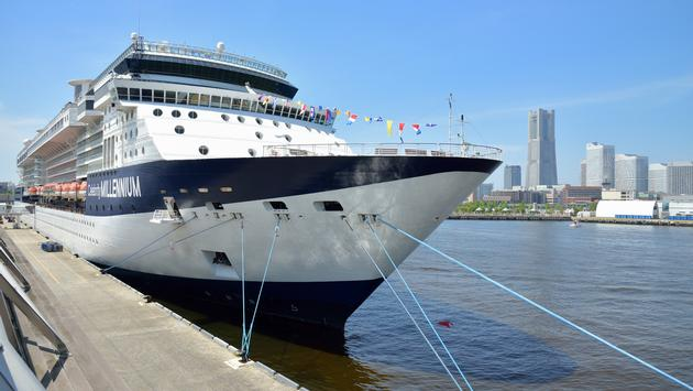 Celebrity, Millennium, ship