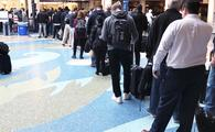 TSA Lines, Jacksonville International