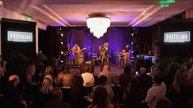 Hilton Honors announces new concerts for 2019