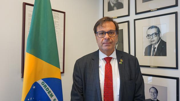 Gilson Neto, president of Embratur
