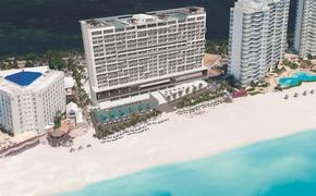 Rendering of the Royalton Cancun