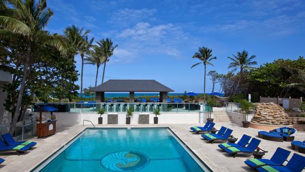 The Sandbar, Jupiter Beach Resort & Spa