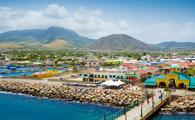 PHOTO: Port Zante in Basseterre town, St. Kitts And Nevis (photo via mikolajn / iStock / Getty Images Plus)
