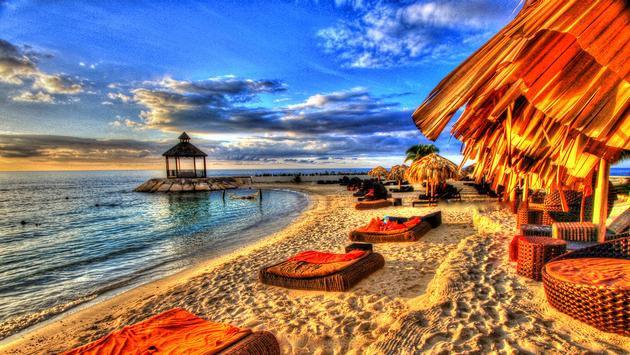PHOTO: Resort in Montego Bay , Jamaica. (photo via Isabel_HP / iStock / Getty Images Plus)