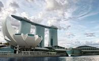 PHOTO: Marina Bay Sands exterior (photo via Marina Bay Sands)