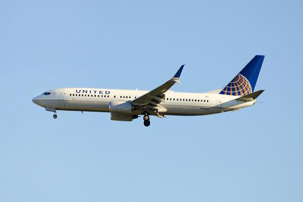 United Airlines Flight Grounded After Running Out of Gas