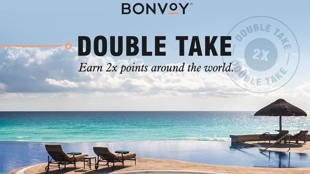 Marriot Bonvoy, promotion