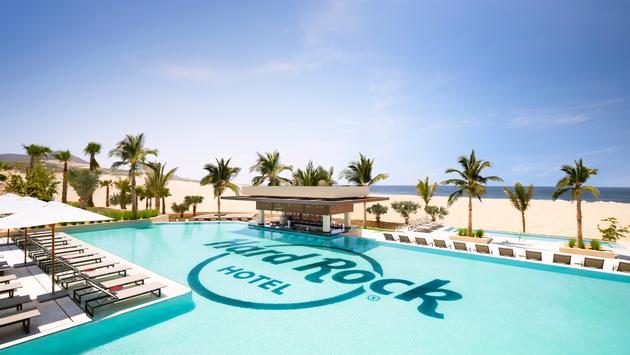 Eden Pool at Hard Rock Hotel Los Cabos