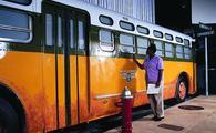 Rosa Parks Museum Bus
