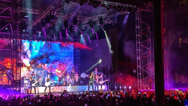 Enrique Iglesias at Hard Rock Los Cabos