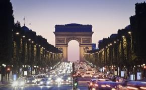 Arc de Triomphe, Paris, Champs-Elysees