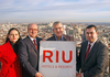 RIU presents its new brand image while closing a record year for investment