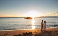 Beach Wedding in Hilo